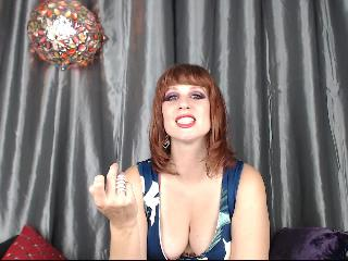 Snap of MistressMilaVonMayhem's on 2018-06-21 21:14:21