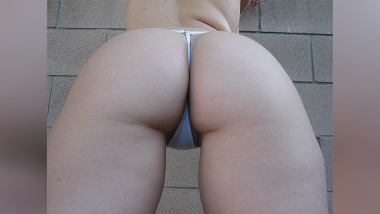Perfect round booty